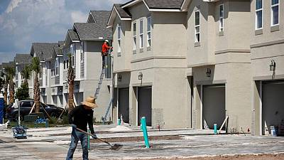U.S. new home sales drop to 14-month low in June