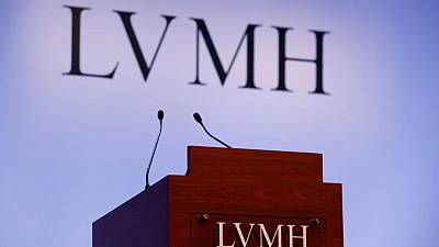 Surging Vuitton drives LVMH sales sharply up in second quarter