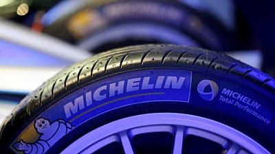 French tyre group Michelin raises 2021 targets as demand rebounds