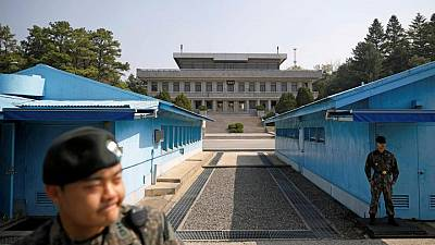 South, North Korea have restored once-severed hotline -Blue House