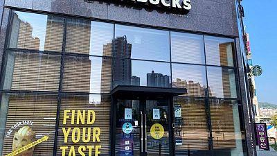 Starbucks to exit South Korea venture, sell stake to E-Mart, GIC