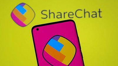 India's ShareChat raises $145 million from Temasek, others at near $3 billion valuation