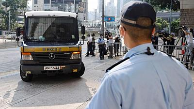 First person charged under HK security law found guilty of terrorism, inciting secession