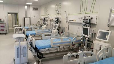 Ricoverati in terapia intensiva salgono a 34