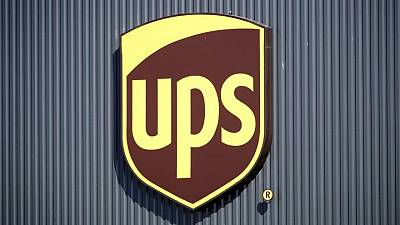 UPS revenue rises 14.5% as online shipments stay steady