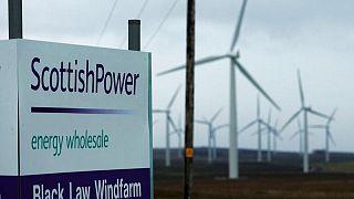 ScottishPower finaliza su proyecto de parque eólico terrestre