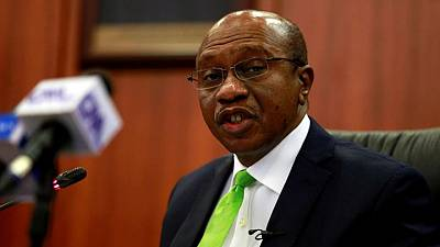 """Nigeria to launch digital currency, """"e-naira"""", in Oct - central bank"""