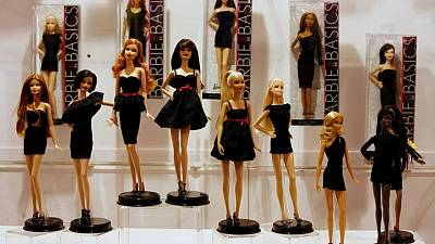 Mattel expects strong holiday season after Barbie boosts quarterly sales