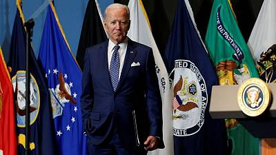 Biden warns cyber attacks could lead to 'a real shooting war'