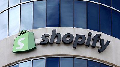 Canada's Shopify beats quarterly revenue expectations