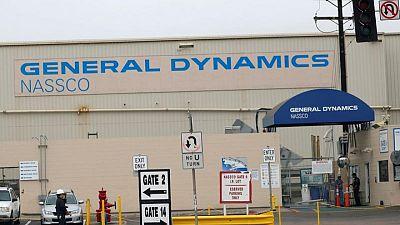 General Dynamics profit beats on higher sales in combat, tech units