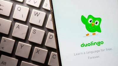 Duolingo enters 'major leagues' with $6.5 billion valuation in strong debut
