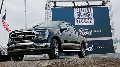 Ford raises full-year profit outlook after stronger-than expected quarter