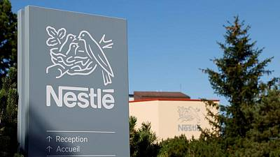 Nestle raises full-year guidance after H1 organic sales grow 8.1%