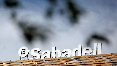 Sabadell's Q2 net profit trebles on lower provisions and more lending