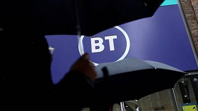 BT says on track after reporting 3% rise in Q1 earnings