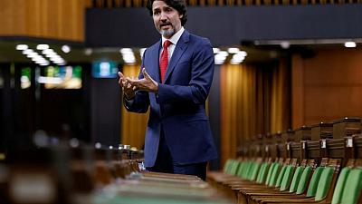 Canada's Trudeau to gamble on vaccinations, economic rebound in likely September snap vote