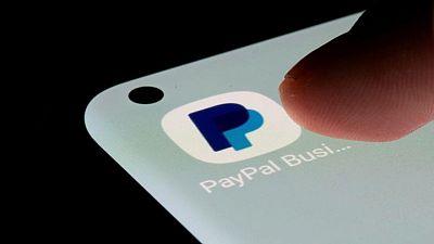 PayPal beats estimates on online spending boost