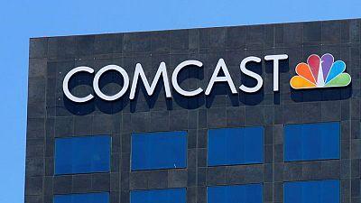 Comcast's quarterly revenue tops estimates on theme parks, advertising lift