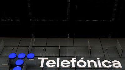 Telefonica bets on UK fibre upgrade after record quarterly profit