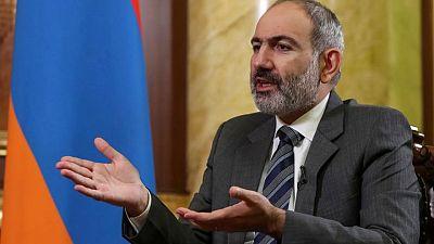 Armenia wants Russian army outposts on Azerbaijan border amid tensions