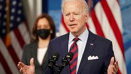 Biden pide que la inmigración sea parte de un gran proyecto de ley de presupuesto en EEUU