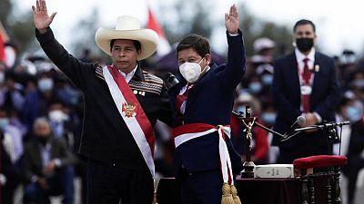 Castillo nombra a legislador izquierdista como primer ministro en Perú