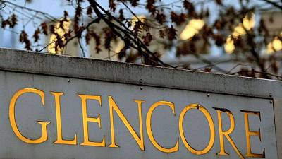 Glencore raises expectations for FY trading, first-half output mixed