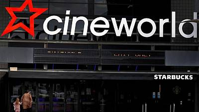 Regal owner Cineworld secures additional 200 million pounds in loans