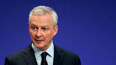 Investigan el teléfono del ministro de Economía francés en el caso de espionaje Pegasus