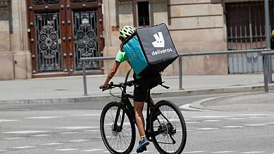 UK's Deliveroo mulls ending Spain operations on high costs