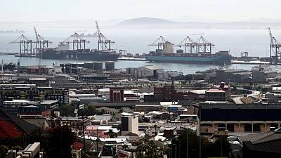 S.Africa's Transnet to lift force majeure at container terminals from Monday