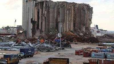 FBI probe shows amount of chemicals in Beirut blast was a fraction of original shipment
