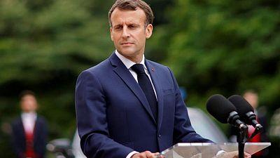 Representación de Macron como Hitler pone a prueba la tolerancia de Francia a la sátira