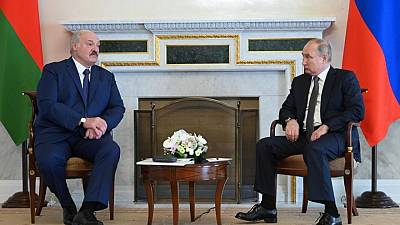 Belarus leader would 'not hesitate' to invite Russian troops if needed