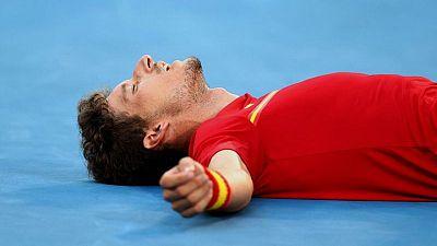 Djokovic cae ante español Carreño Busta y se va de los Juegos de Tokio son medallas