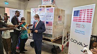 Coronavirus - Niger : Les États-Unis Font un Autre Don de 151, 200 Vaccins Anti-COVID-19 au Niger