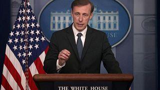 """واشنطن تحث سعّيد على الإسراع في وضع خطة العودة """"للمسار الديمقراطي"""""""