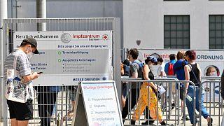 ألمانيا تسجل 8517 إصابة جديدة بفيروس كورونا