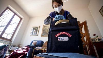 Nei casi di Delta, per proporre immunizzazione ai vicini di casa