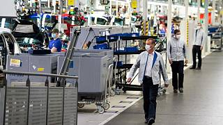Euro zone factory growth raced in July despite raw material shortages - PMI
