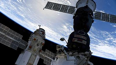 Russian cosmonauts give video tour of module that jolted space station