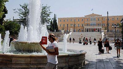 Grecia pide reducir el consumo energético ante la ola de calor