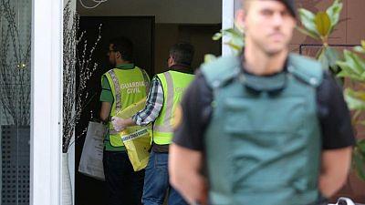 Detienen a una septuagenaria española por dirigir una red de tráfico de cocaína