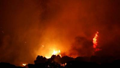 Aviones de España y Croacia se unen a la lucha contra los incendios en Turquía