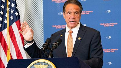 La mujer que acusó de abusos al gobernador de Nueva York Cuomo presenta demanda criminal: NYTimes