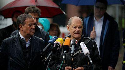 La reconstrucción de las inundaciones en Alemania costará más de 6.000 millones de euros: ministro