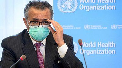 Proyecto de OMS contra pandemia se enfrenta a escasez de efectivo en medio de falta de vacunas y oxígeno
