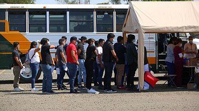 Miles de niños migrantes atrapados bajo la custodia de la patrulla fronteriza EEUU, de nuevo