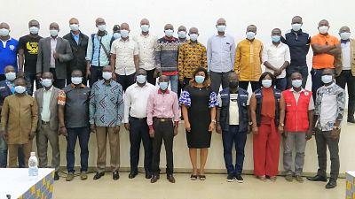 Coronavirus - Côte d'Ivoire : Préparation et Réponse aux Urgences de Santé Publique : La Côte d'Ivoire Continue à Bâtir un Système de Réponse Résilient pour Faire Face aux Urgences de Santé Publique